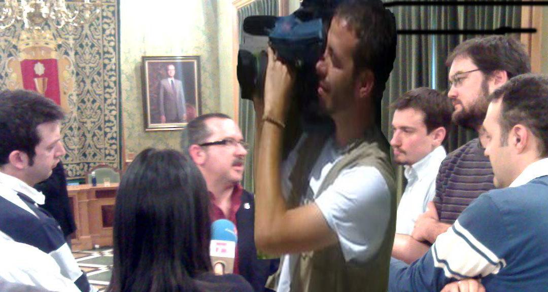 El más alto de la clase de los medios de comunicación de Cuenca.