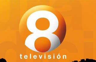 Balance del primer mes de vida de 8 Televisión
