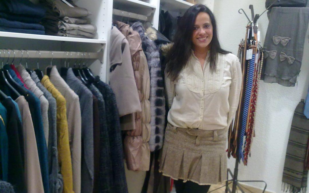 La emprendedora Santa Olalla abre una tienda de moda en Cuenca