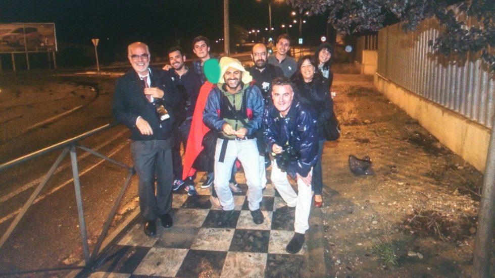 Los «Reyes» de la noche