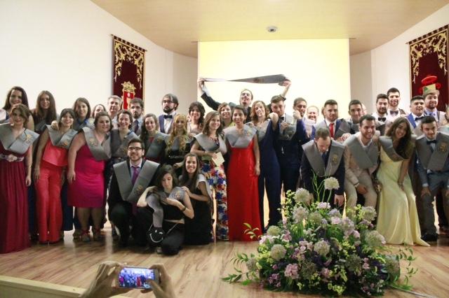 La Quinta de Marinaza se gradúa en la Cuarta Promoción de Periodistas
