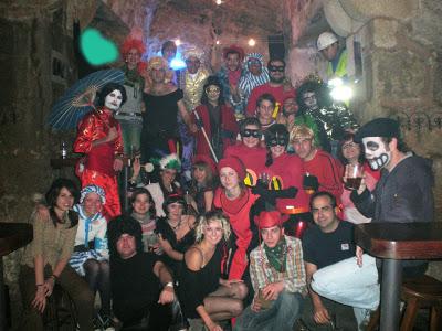 Aquellos carnavales….