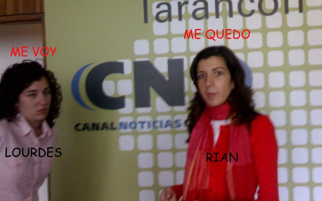 De visita por CNC Tarancón