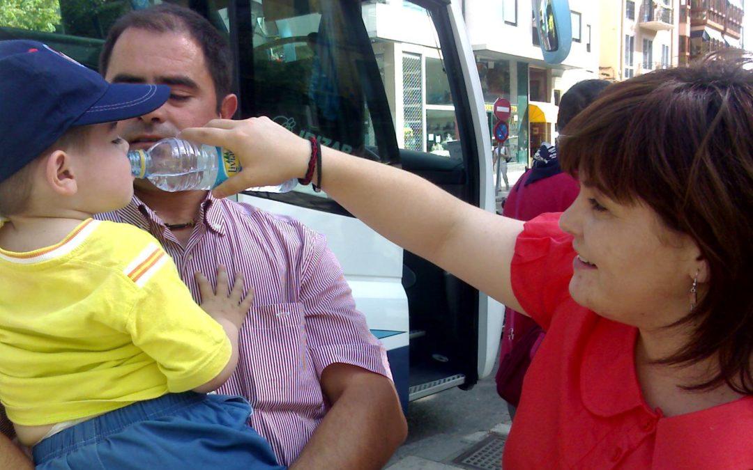 Mari Carmen se nos va un mes a Bolivia para realizar tareas humanitarias.