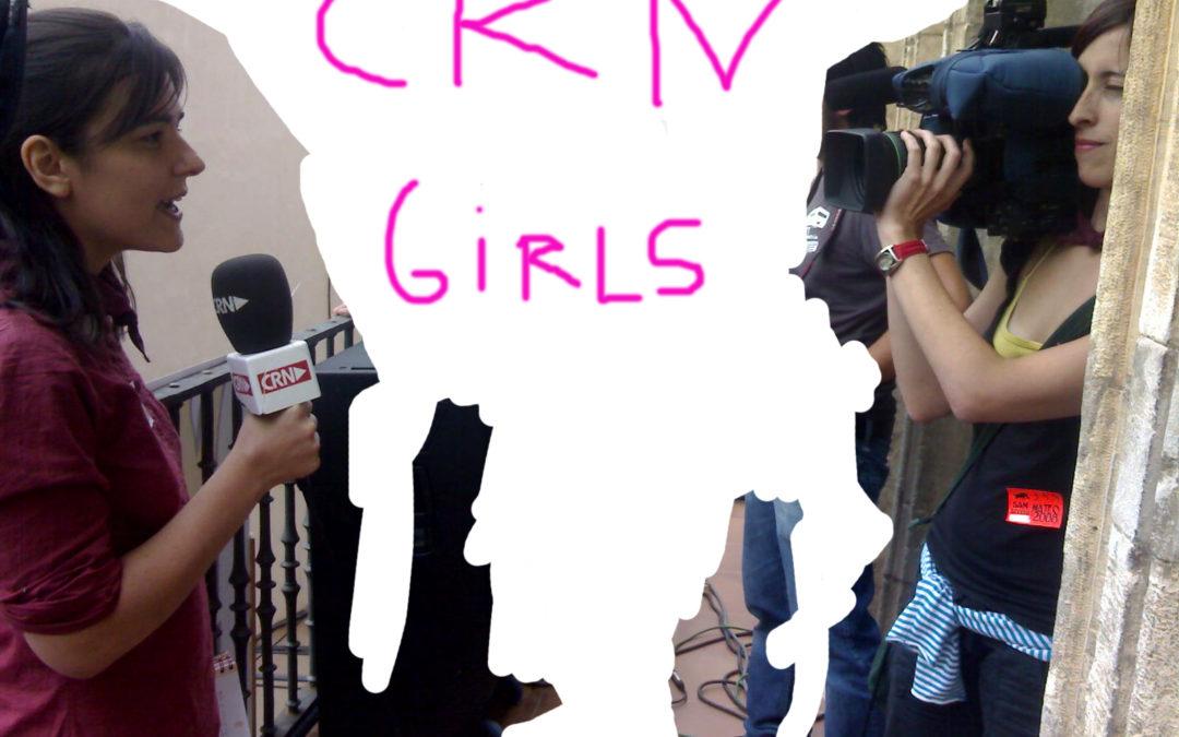 CRN Girls, el único equipo de Cuenca compuesto sólo por chicas.
