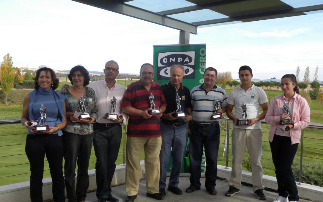 Onda Cero organizó el tradicional campeonato de Golf