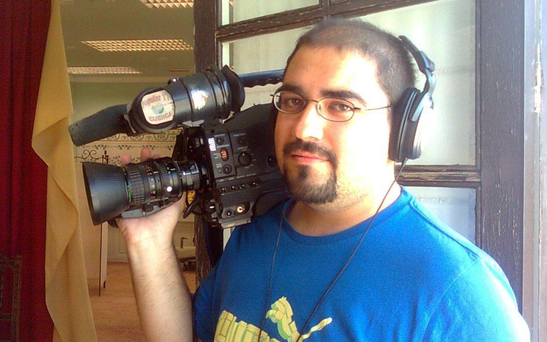 I´m Becario…Rubén Ulises ( Popular TV Cuenca)