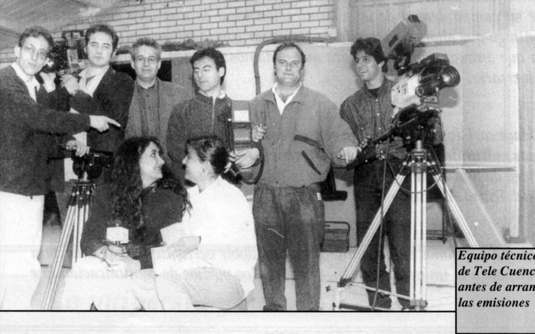 Jesús Popular, el inventor de la televisión en Cuenca