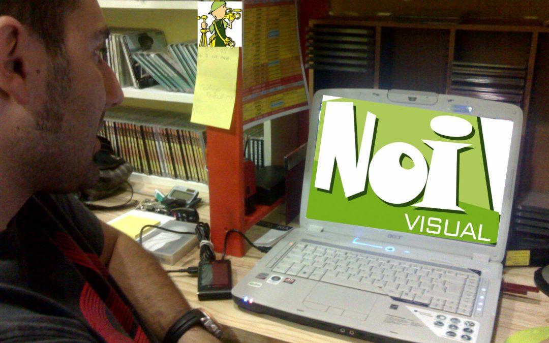 Angul Noi presenta su nueva web