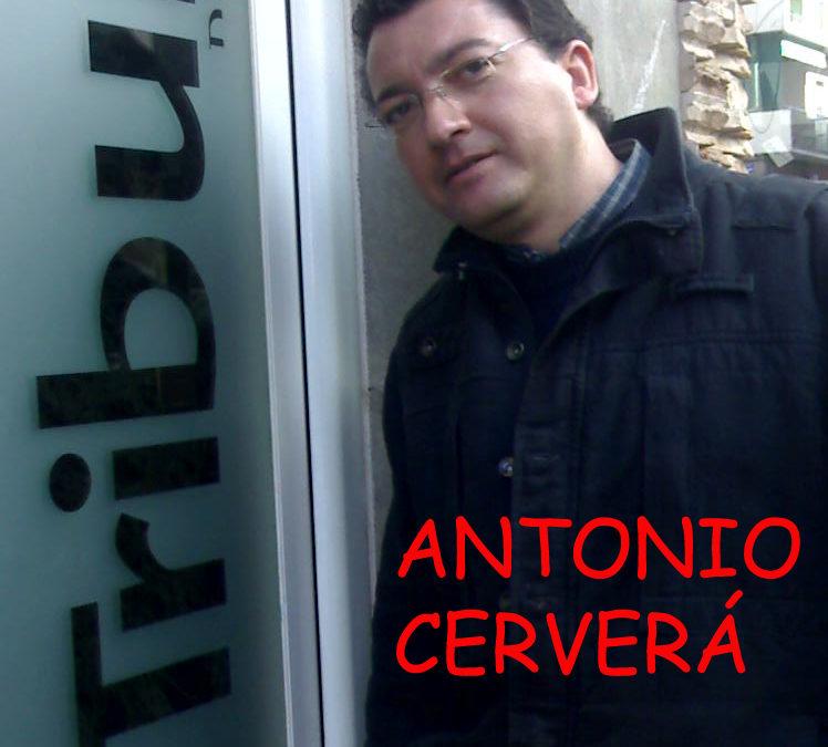 La Vieja Guardia….Antonio Cerverá