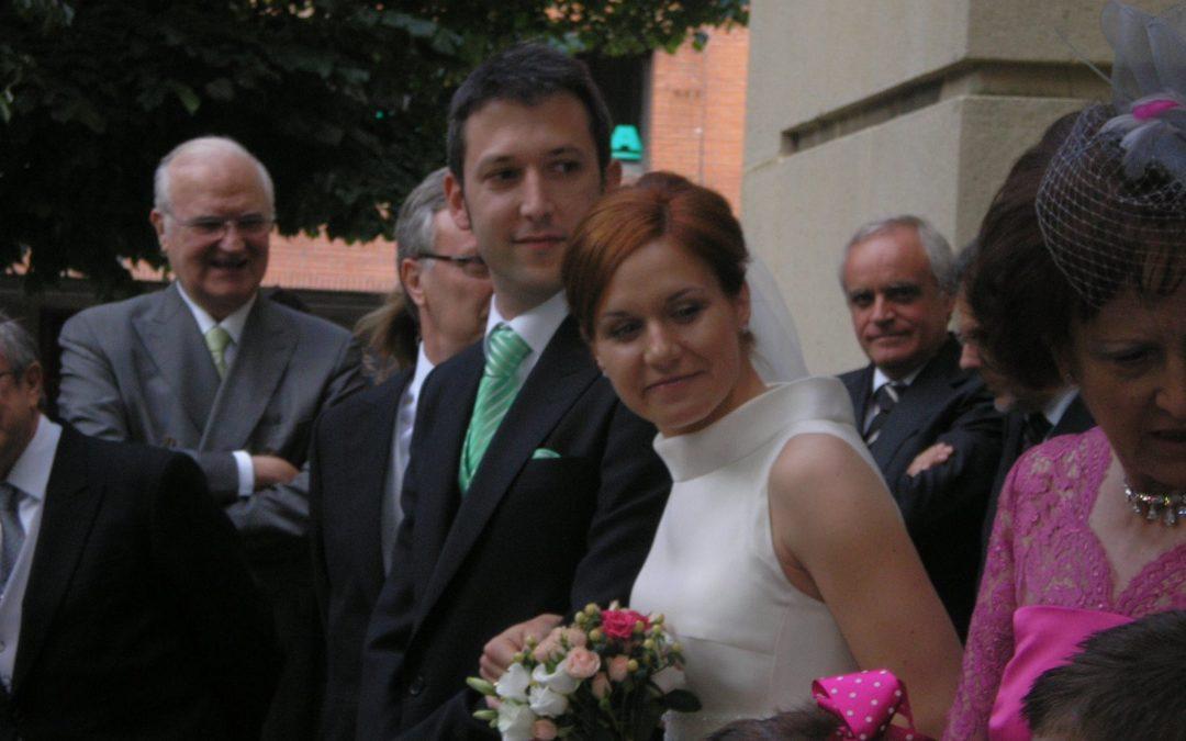 Ya son marido y mujer….