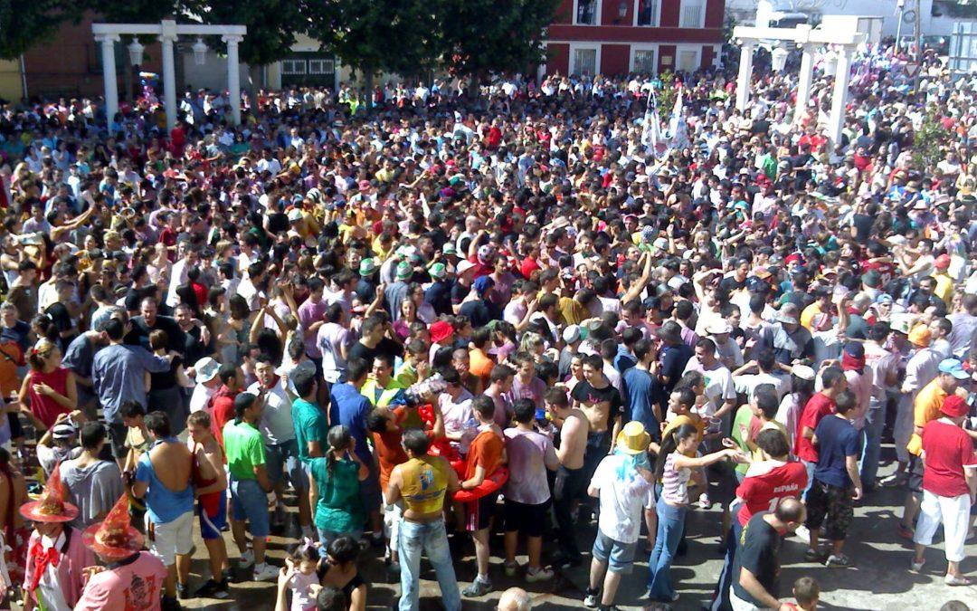 El «Cobete» de Tarancón es, informativamente, la peor fiesta de la provincia de Cuenca