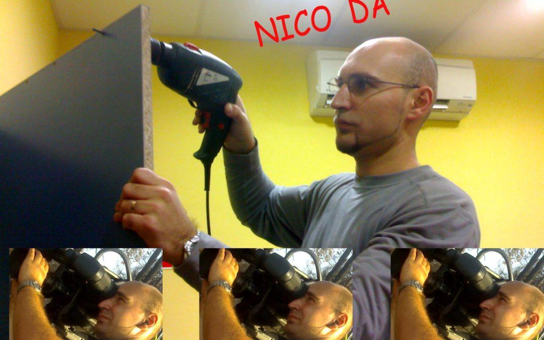 El polifacético Nico DA…Nosolocámara