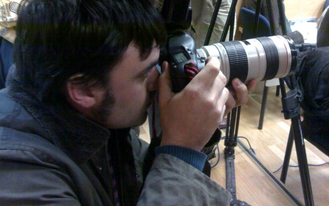 Rey de Reyes….Reyesmen es el fotógrafo de los medios informativos de Cuenca más valorado por la audiencia.