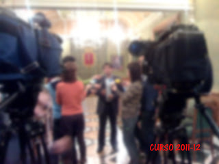 Comienza el curso periodístico 2011-2012
