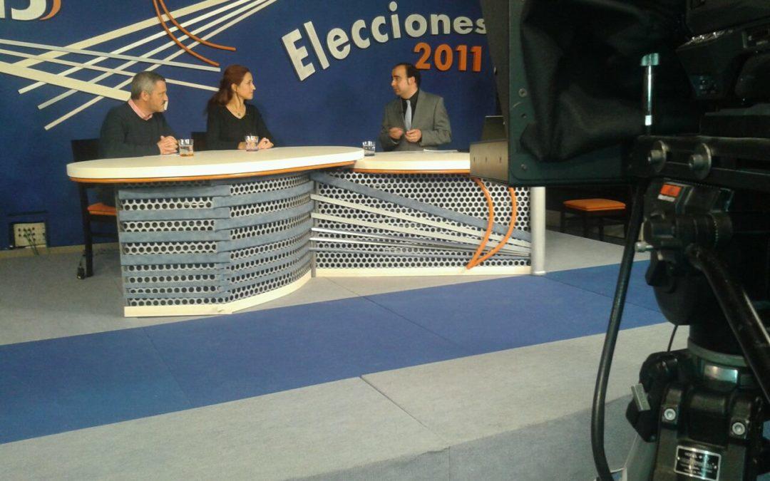 Seguimiento de la jornada electora de los medios en Cuenca