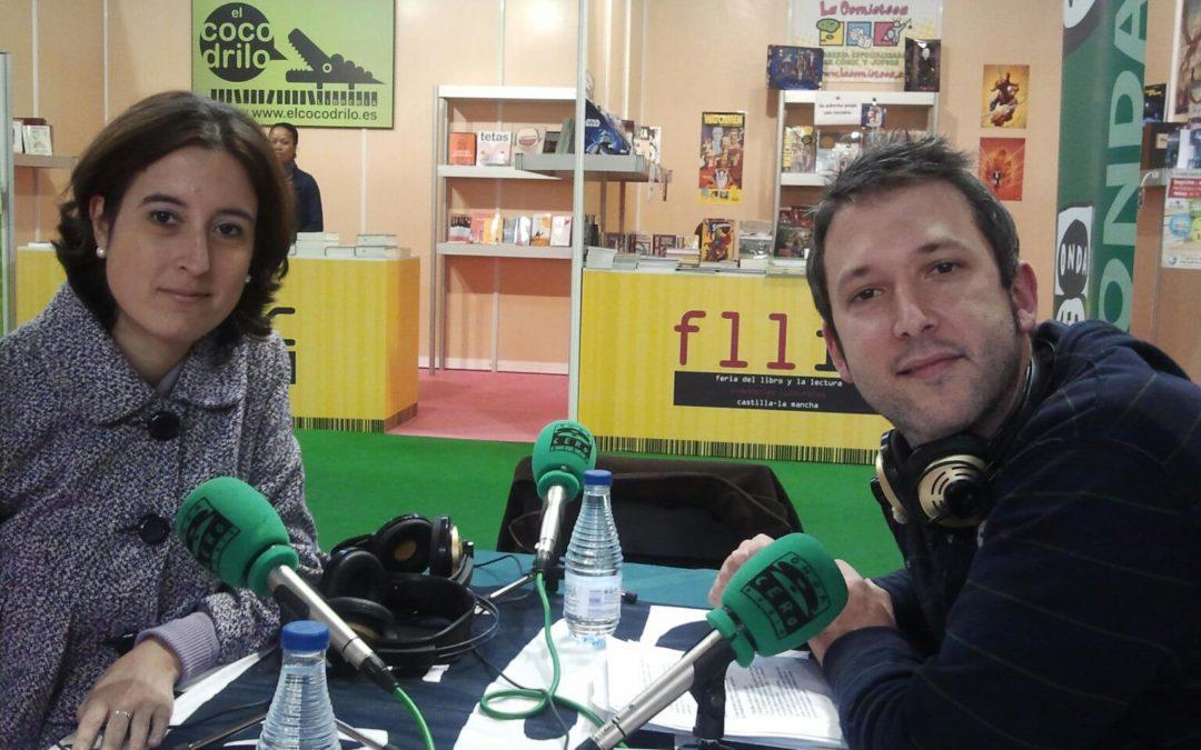 Onda Cero en la Feria del Libro 2012