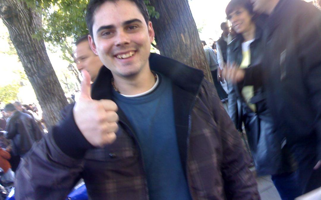 Guille Risas busca un impulso con «Knjistudios»