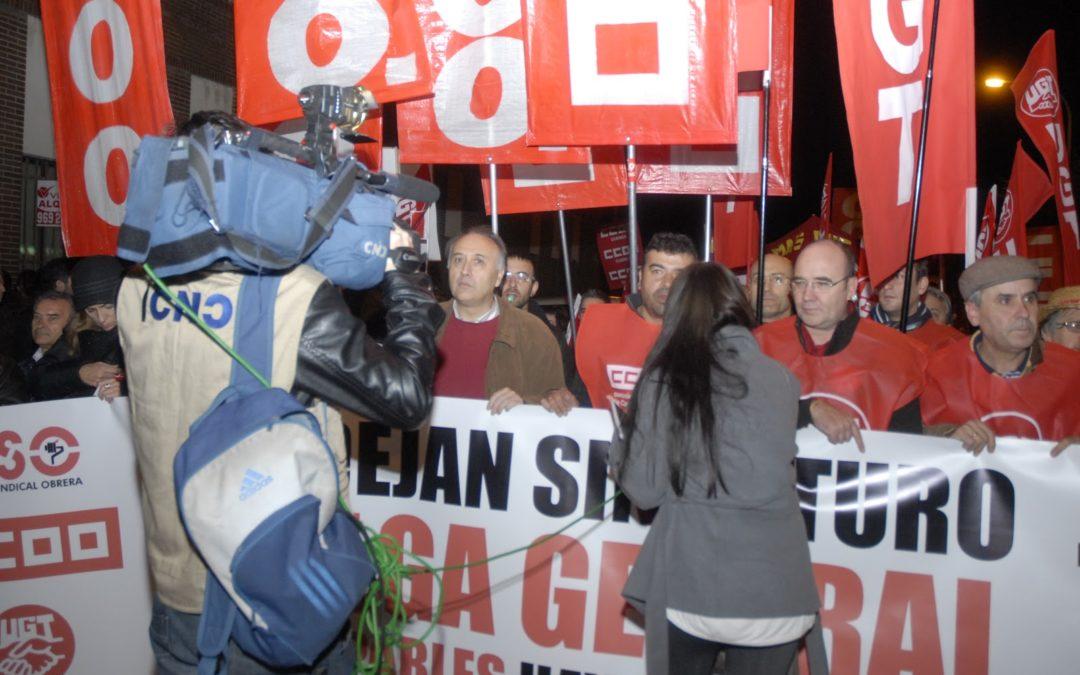El 14N en los medios de Cuenca
