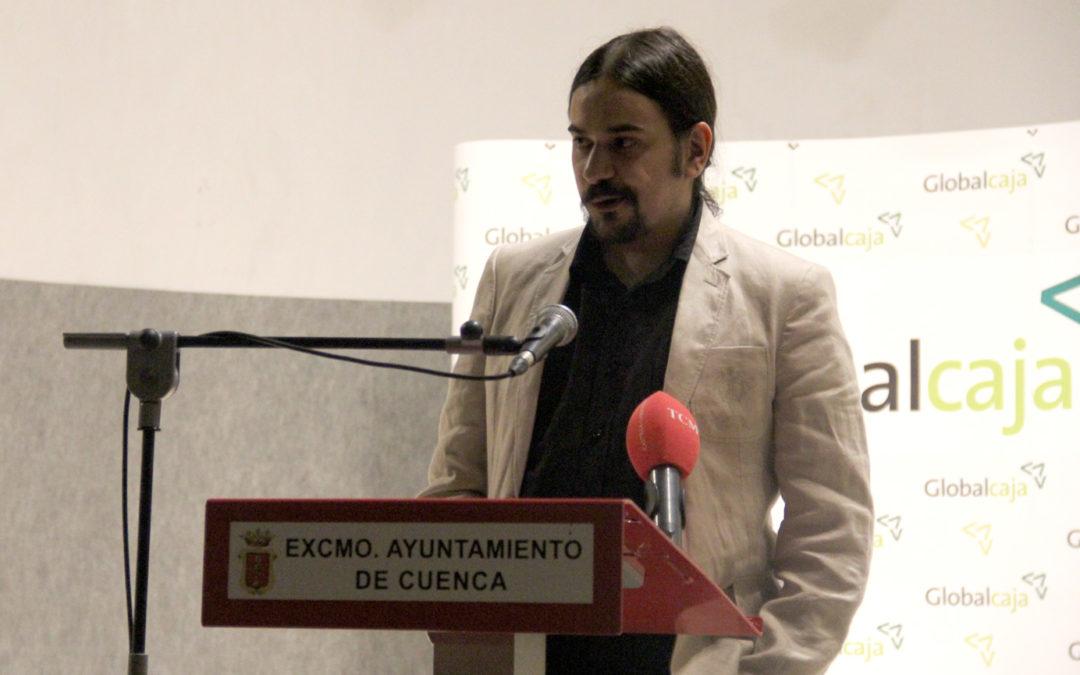 Presentador Huertas