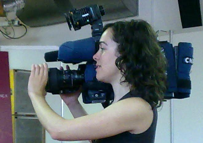 Inés Sáiz sustituye a Sandra Compi como la única cámara de los medios conquenses