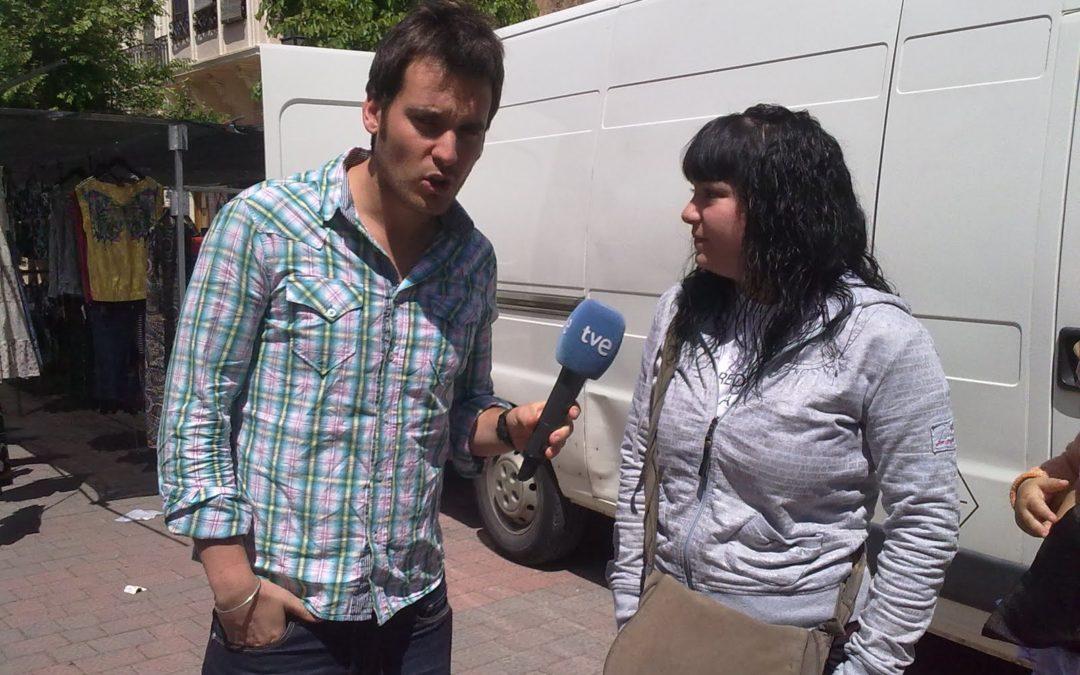 El heroico periodista de Lorca