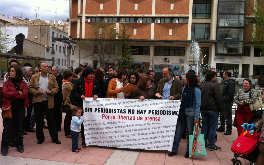 Prensa peoples en defensa del Periodismo