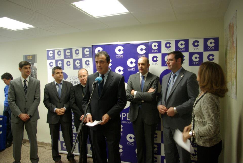 Nuevo director de COPE en Cuenca