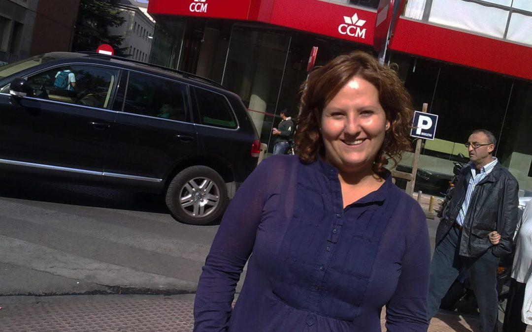 Nuria Ser vuelve a trabajar en Cuenca