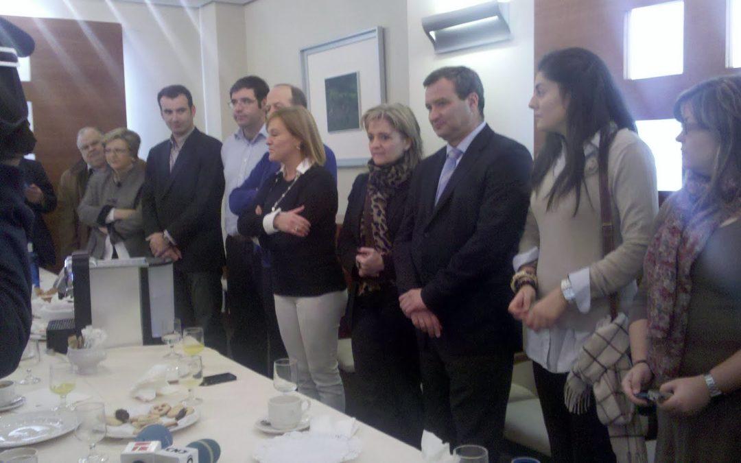 Desayuno con el PP de Cuenca