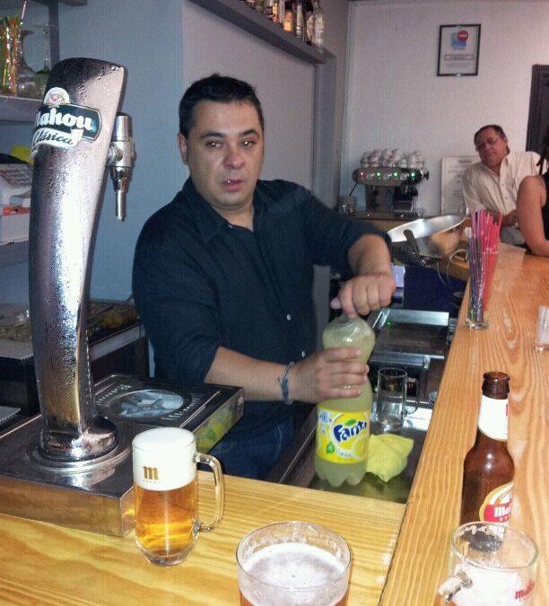 Sebas-Tian monta un bar en Cuenca