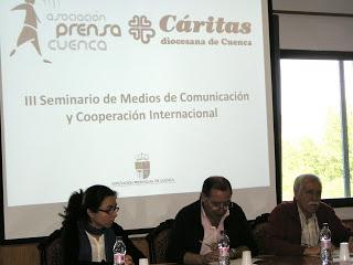 Crónica del III Seminario de Medios de Comunicación y Cooperación Internacional