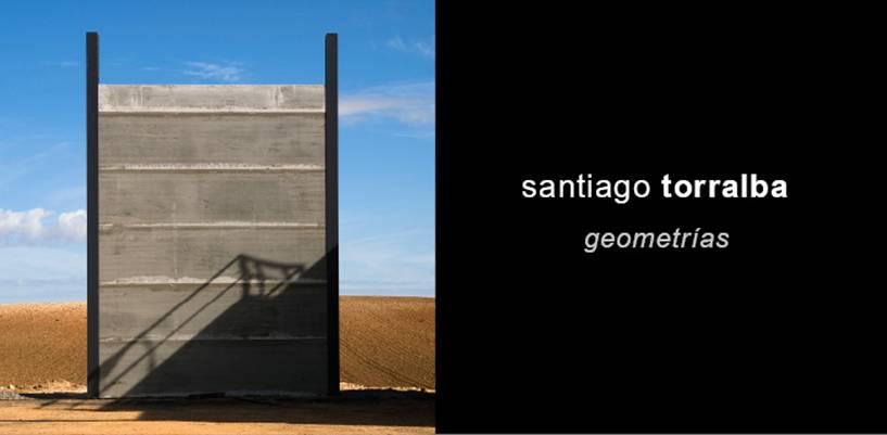 Santiago Torralba expone su obra «Geometrías» también en San Clemente
