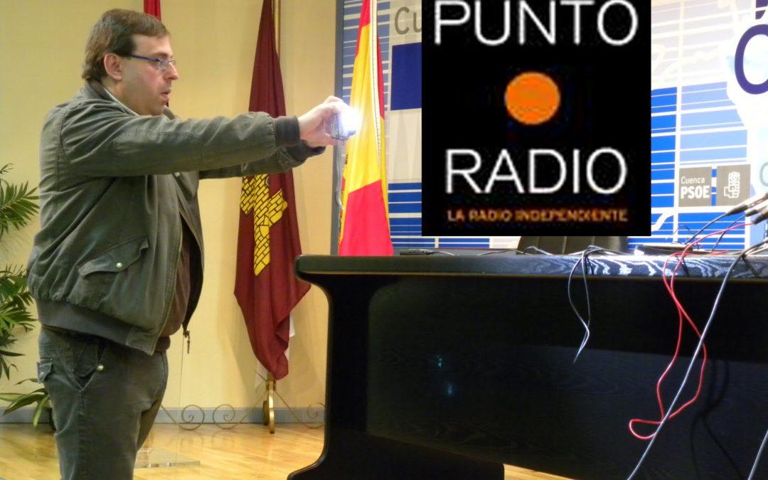 Óscar Tiburón «ficha» por Punto Radio