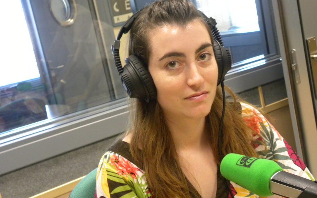 I´m Becario 2010… Verónica Ortega (OCR)