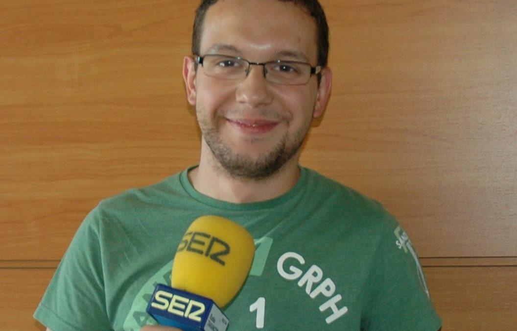 I´m Becario 2010… Óscar Cavalas (SER Tarancón)