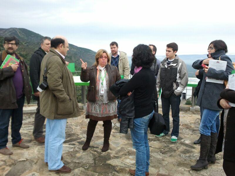 Media Cuenca en El Cabril