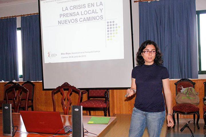 Seminario de Medios y Cooperación en Cuenca