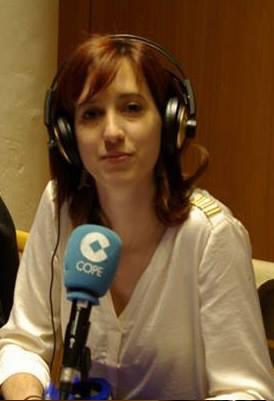 Cris Alacant «vuela» con destino COPE Mallorca