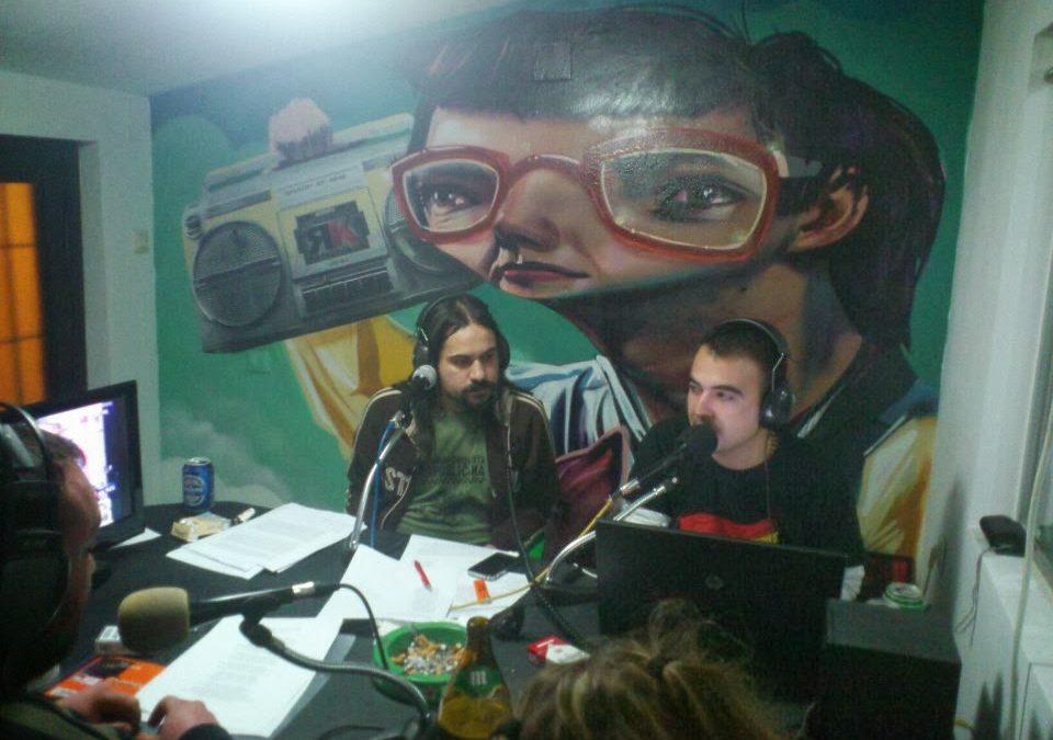 Peoples con la nueva temporada de Radio Kolor
