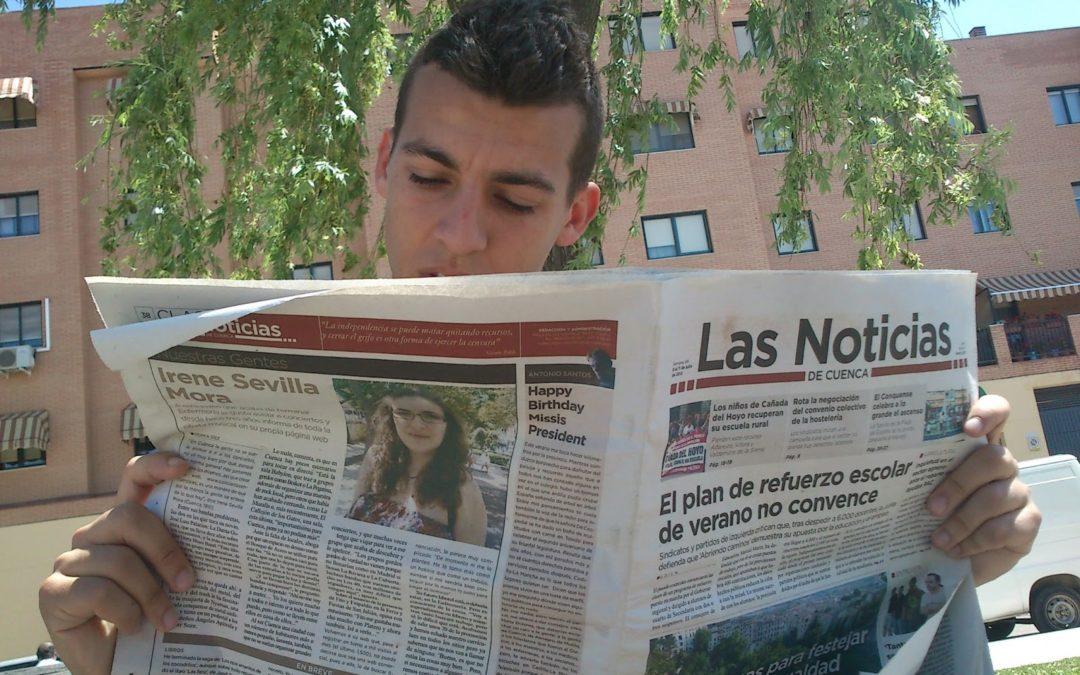 Vuelve el papel a Cuenca