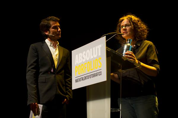 Premio «Absolut» para Loss Pineda