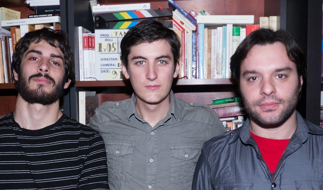 La serie «Tantalus» en Internet para Antena3 TV
