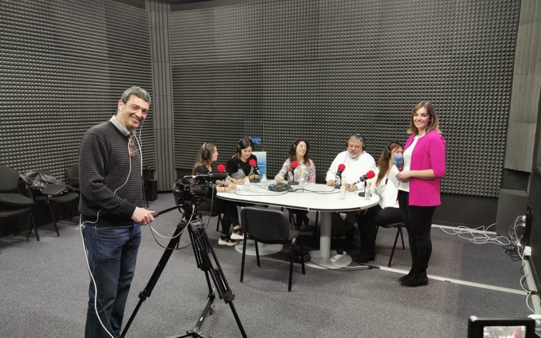 RTVE muestra las nuevas tecnologías a los jóvenes universitarios