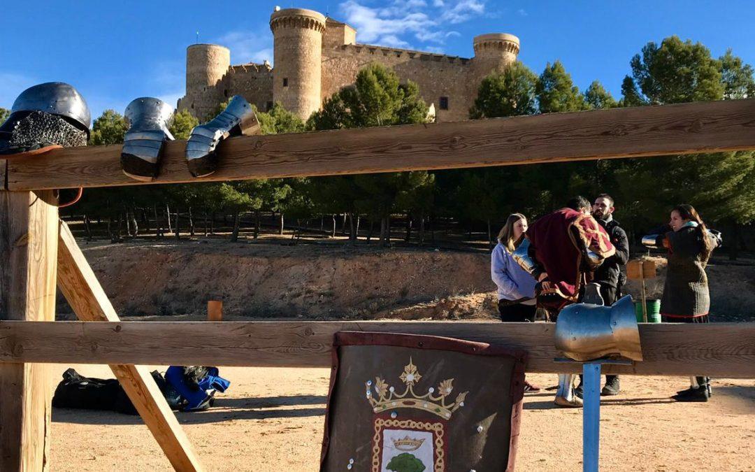 El nuevo programa de TVE fue grabado en El Castillo de Belmonte
