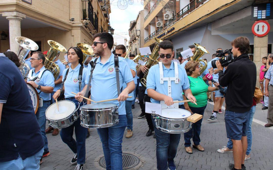 Fiestas de Tarancón 2019 con peoples en imágenes