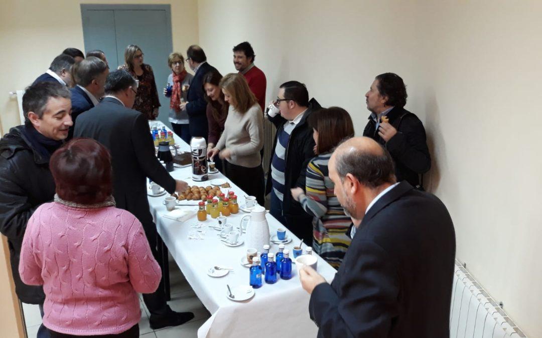 Desayuno en el PSOE