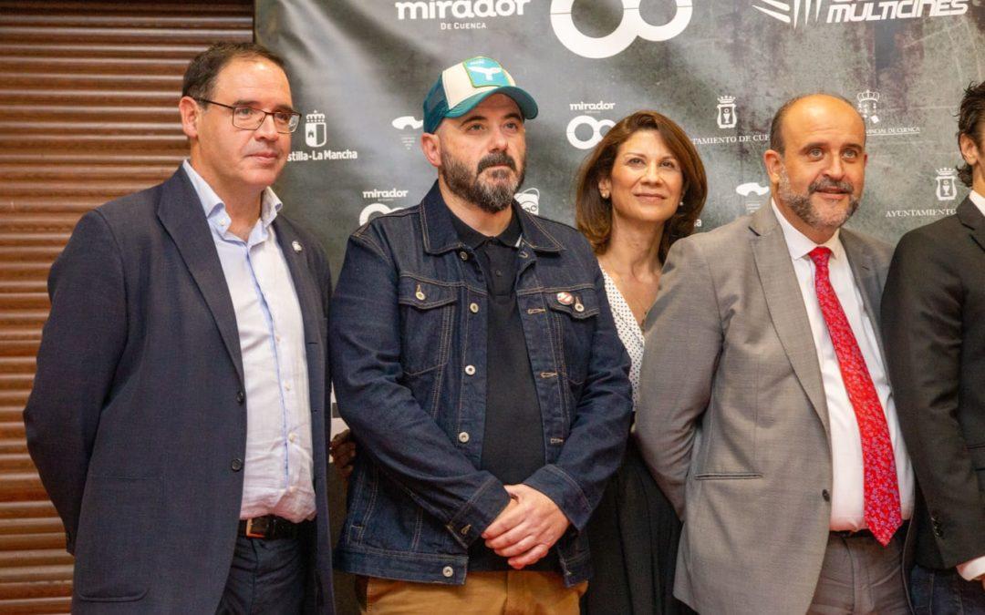 Juanrra lo peta con el estreno de Rocámbola en Cuenca