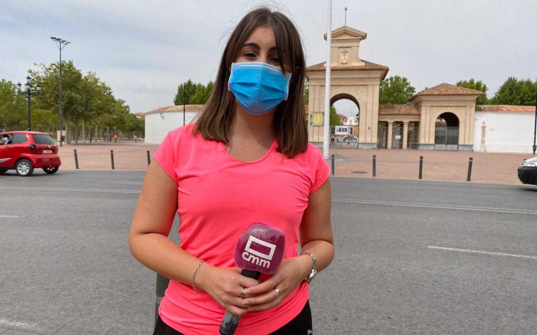 Julieta la nueva cara del Ancha en Albacete para el verano