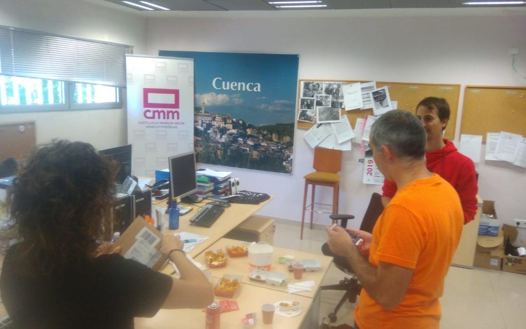McMenú en CMMedia Cuenca